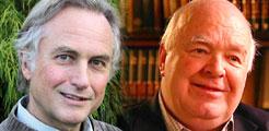 Richard Dawkins und John Lennox