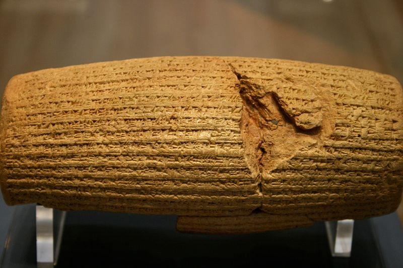 Kyros-Zylinder (Wikimedia, Mike Peel) - Kopie