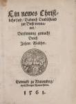 Johann Walter (1496-1570)